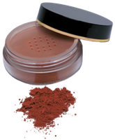MICRO TERRA Earth Rouge Powder - Variante Hibiscus!, Bild 1